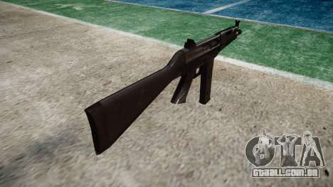 Arma da Taurus MT-40 buttstock1 icon3 para GTA 4 segundo screenshot