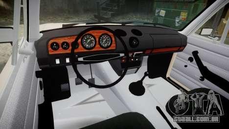 ESTES 2106 Lada para GTA 4 vista de volta