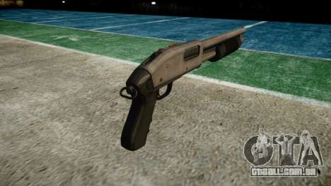 Riot espingarda Mossberg 500 icon3 para GTA 4 segundo screenshot