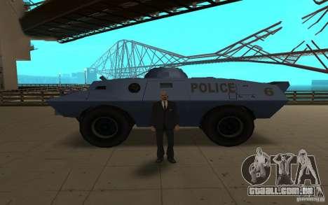 Car Indicator (HP) para GTA San Andreas terceira tela