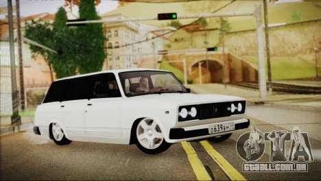 VAZ 2104 & 2106 para GTA San Andreas
