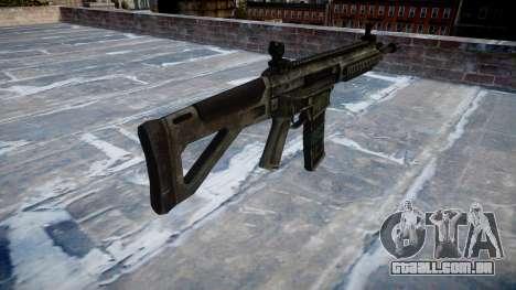 Máquina Magpul Massada ACW-R icon1 para GTA 4 segundo screenshot