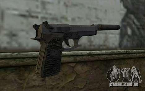 M9A1 Beretta from Spec Ops: The Line para GTA San Andreas segunda tela