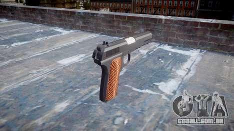 Arma TT para GTA 4 segundo screenshot