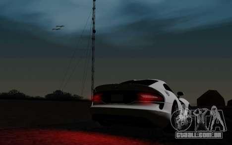 ENBSeries For Low PC v3.0 (SA:MP) para GTA San Andreas sexta tela