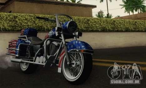 Western Sovereign para GTA San Andreas