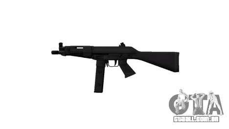 Arma da Taurus MT-40 buttstock1 icon3 para GTA 4 terceira tela