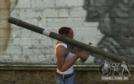 Seta (Battlefield: Vietnam) para GTA San Andreas terceira tela