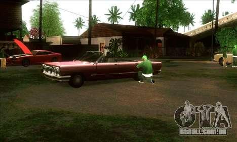 Situação de vida v3.0 para GTA San Andreas terceira tela