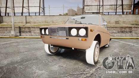 VAZ-2106 hooligan Azerbaijani velho estilo para GTA 4