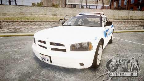 Dodge Charger 2010 PS Police [ELS] para GTA 4