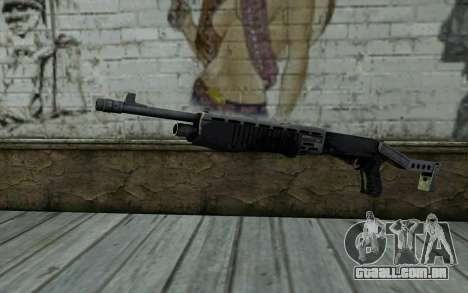 SPAS-12 from Battlefield 3 para GTA San Andreas