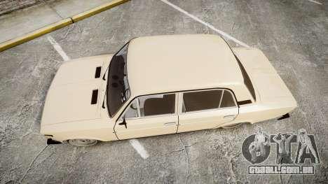 ESTES 2106 Lada para GTA 4 vista direita