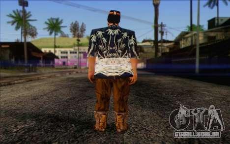 Cartel from GTA Vice City Skin 2 para GTA San Andreas segunda tela