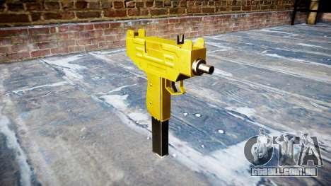 Golden Uzi para GTA 4