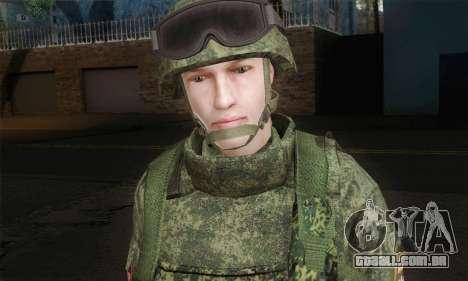 Marinha CPA para GTA San Andreas terceira tela