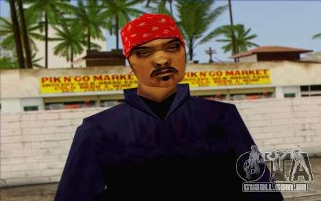 Diablo from GTA Vice City Skin 1 para GTA San Andreas terceira tela