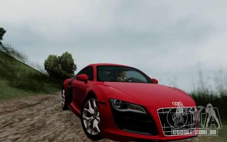 ENBSeries For Low PC v3.0 (SA:MP) para GTA San Andreas terceira tela