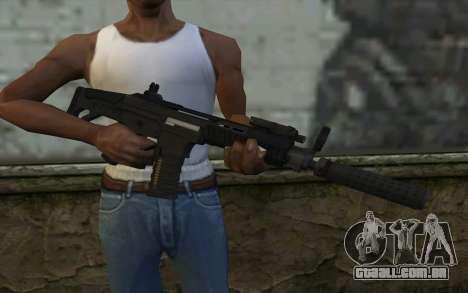 LK-05 v4 para GTA San Andreas terceira tela