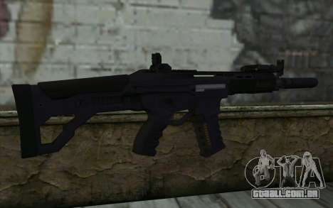 LK-05 v4 para GTA San Andreas segunda tela