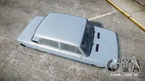UTILIZANDO-2106 (Lada 2106) para GTA 4 vista direita