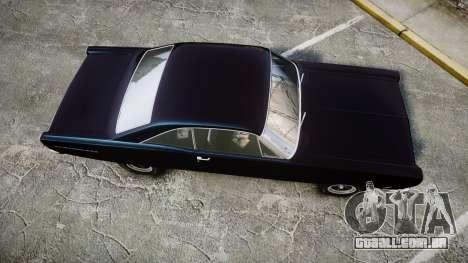 Ford Fairlane 500 1966 para GTA 4 vista direita