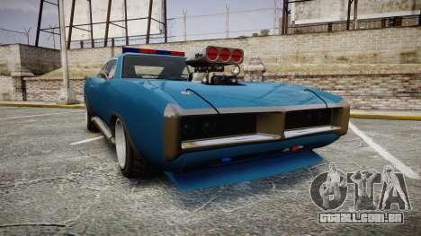 Imponte Dukes Police para GTA 4