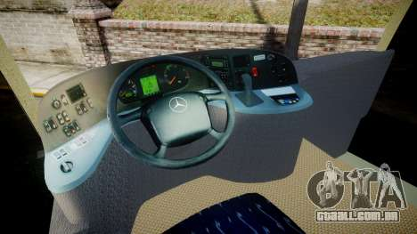 Mercedes-Benz Travego Turkey para GTA 4 vista de volta