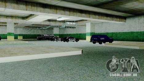 Veículos novos em SFPD para GTA San Andreas segunda tela