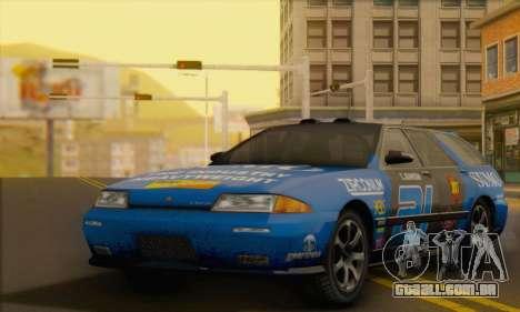 GTA 5 Stratum para GTA San Andreas vista inferior