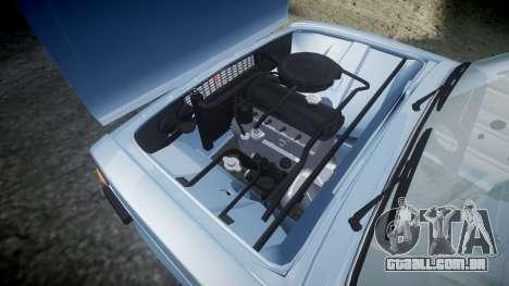 UTILIZANDO-2106 (Lada 2106) para GTA 4 vista lateral