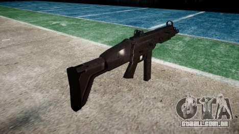 Arma SMT40 com bunda icon3 para GTA 4 segundo screenshot