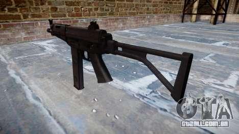 Arma da Taurus MT-40 buttstock2 icon2 para GTA 4 segundo screenshot
