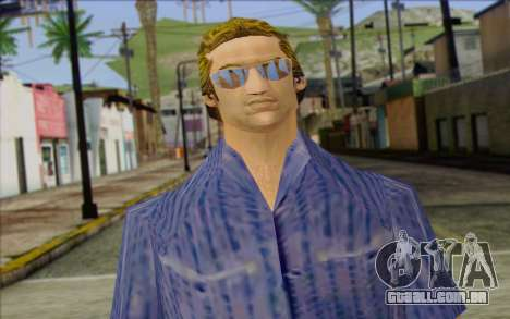 Vercetti Gang from GTA Vice City Skin 1 para GTA San Andreas terceira tela