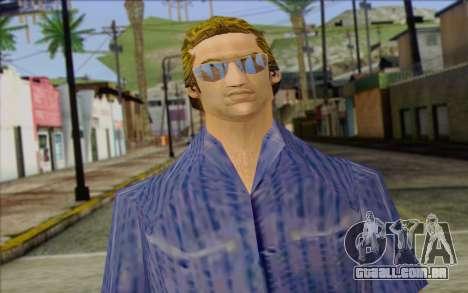 Vercetti Gang from GTA Vice City Skin 1 para GTA San Andreas terceira tela