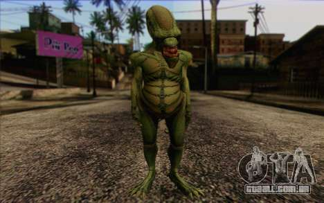 Alien from GTA 5 para GTA San Andreas