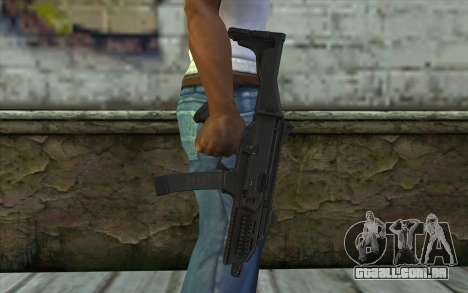 CZ-3A1 Scorpion (Bump Mapping) v3 para GTA San Andreas terceira tela