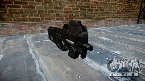 Arma Fabrique Nationale P90 para GTA 4