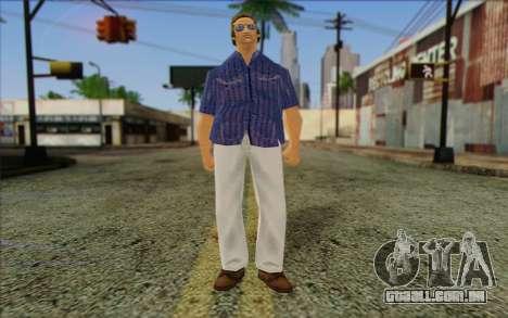 Vercetti Gang from GTA Vice City Skin 1 para GTA San Andreas