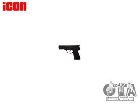 Arma QSZ-92 para GTA 4 terceira tela
