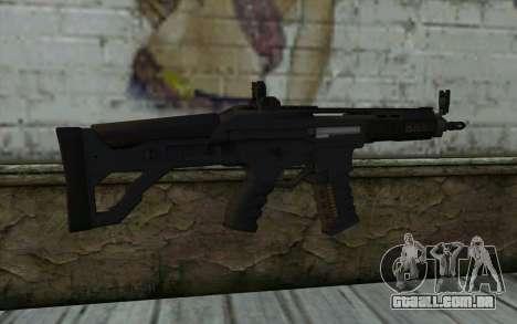 LK-05 v1 para GTA San Andreas segunda tela