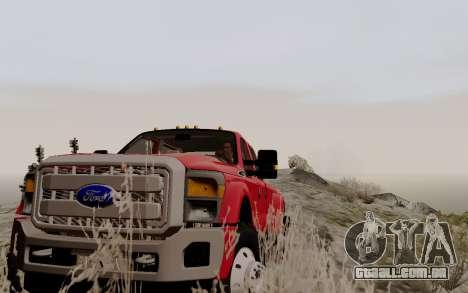 ENBSeries For Low PC v3.0 (SA:MP) para GTA San Andreas por diante tela