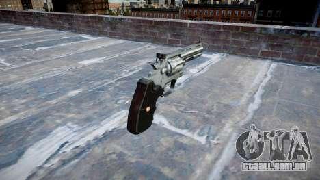 Um Revólver Colt Python .357 Elite para GTA 4
