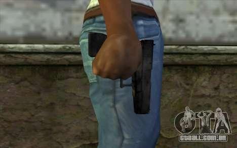 Glock from Beta Version para GTA San Andreas terceira tela