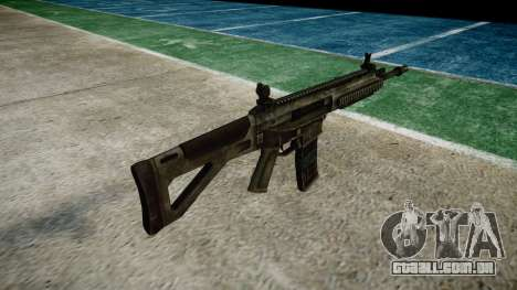 Máquina Magpul Massada ACW-R icon3 para GTA 4 segundo screenshot