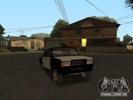 ESTES 2107 Hobo para GTA San Andreas
