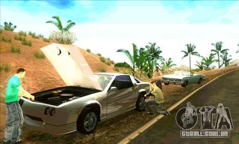 Situação de vida v3.0 para GTA San Andreas