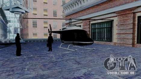O renascimento de todas as delegacias de polícia para GTA San Andreas sétima tela