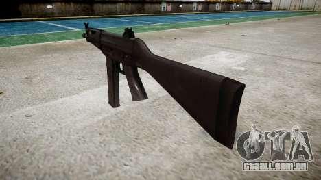 Arma da Taurus MT-40 buttstock1 icon4 para GTA 4 segundo screenshot