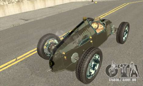 Audi Type C 1936 Race Car para GTA San Andreas esquerda vista